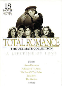 Total Romance - 18 Movies (6 DVDs)
