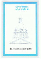 $20 Downtown Calgary Commissioner for Oaths