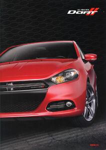 Brochure Dodge Dart 2013 Cornwall Ontario image 1