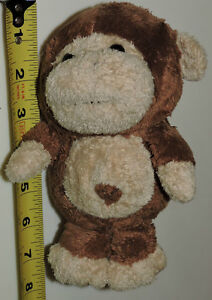 Brown & Beige Monkey Soft Plush Stuffed Toy London Ontario image 1