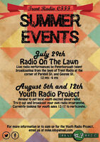 Youth Radio Project by Trent Radio