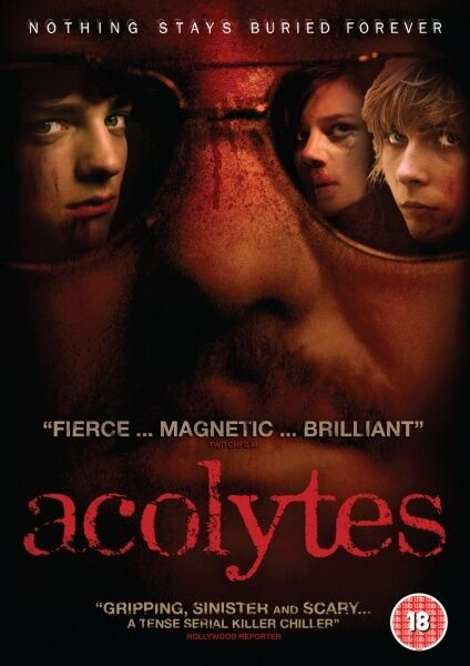 Acolytes (DVD) (NEW AND SEALED)