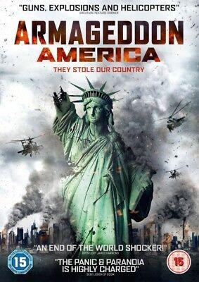 ARMAGEDDON AMERICA (DVD) (NEW) (DISASTER, ACTION)