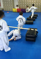 Wednesdays 5 to 6 PM Little dragons ages 4-8 FITNESS ~ FUN
