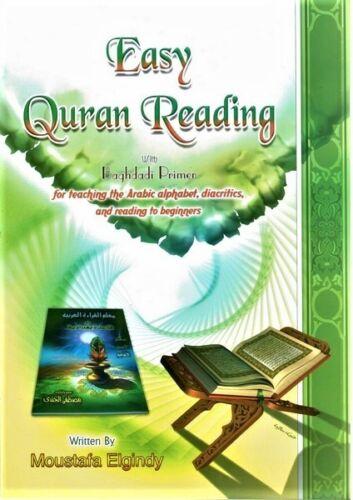 Easy Quran Reading with Baghdadi Primer (Paperback)