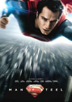 Superman Man of Steel 2013 (DVD)