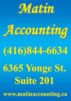 Accounting & Tax Services (Easy, Fast and Very Fair Price)