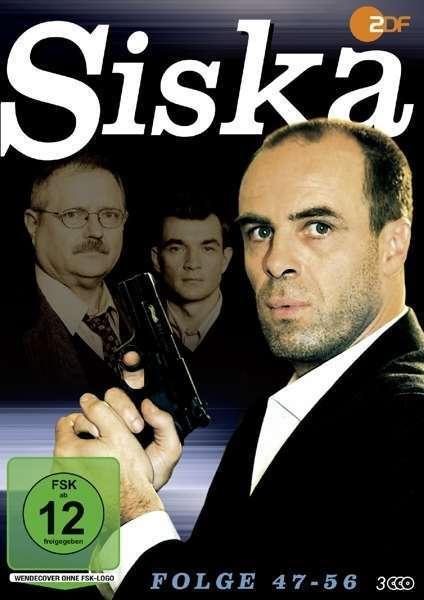 Siska - Folge 47-56 - 3 DVDs
