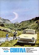 Ford Cortina MK1 Car