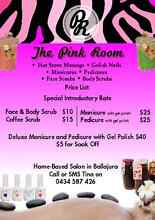 The Pink Room Ballajura Swan Area Preview