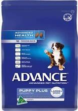 Advance Dog Food Puppy Plus Growth Large+ Breed Chicken 15Kg Melbourne CBD Melbourne City Preview