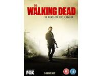 THE WALKING DEAD - SEASON 5 - brand new/sealed