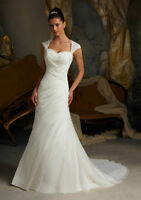 Mori Lee 5103 Wedding Dress Size 6 $600 OBO
