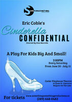 "A Play For Families! ""Cinderella Confidential"""