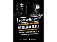 Roll With It - The Ultimate Oasis Experience @ The Limelight Belfast