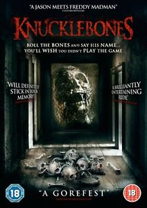 Knucklebones (DVD) (NEW AND SEALED) (REGION 2) (FREE POST)