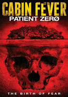 Cabin Fever 3 Patient Zero On Dvd!!!!
