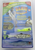 Banjo 006 Minnow 110 Pcs Fishing Lures with DVD As Seen On TV