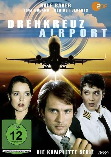 Drehkreuz Airport - komplette Serie - Ralf Bauer - Ulrike Folkerts - 3 DVDs