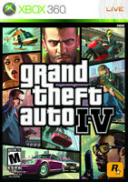 GTA IV for XBOX 360 up for sale