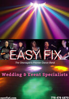 Easy Fix - The Okanagan's Premier Dance Band!  NEW PROMO VIDEO!