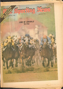 Sporting News May 20, 1972 – Kentucky Derby on Cover