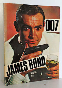 Ian-Fleming-James-Bond-007-Sean-Connery-Spy-1964-Dr-No-Goldfinger