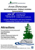 Greater Madawaska Area Showcase