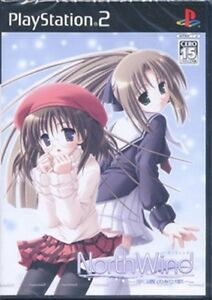 PS2 Game - North Wind: Eien no Yakusoku