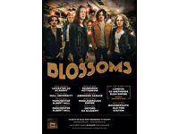 Blossoms X 1 Manchester Albert hall Saturday 3rd December
