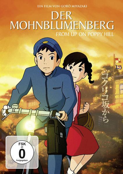 Der Mohnblumenberg - DVD - Neu & OVP