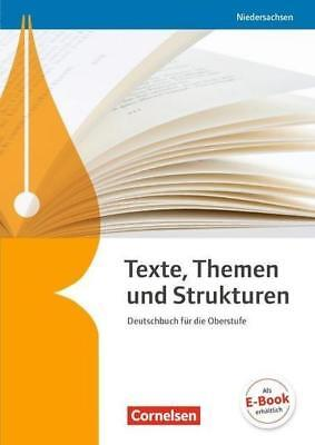 Texte, Themen und Strukturen - Niedersachsen - Neubearbeitung / Schülerbuch ()