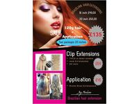 Hairstyles & Hair Extensions