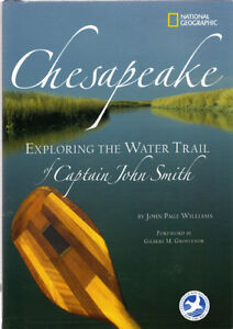 Chesapeake - Exploring the Water Trail of Captain John Smith - J West Island Greater Montréal image 1