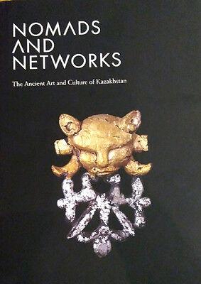 Ancient Kazakhstan Altai Tianshan Russia Indo-European Steppe Nomad Jewelry Asia