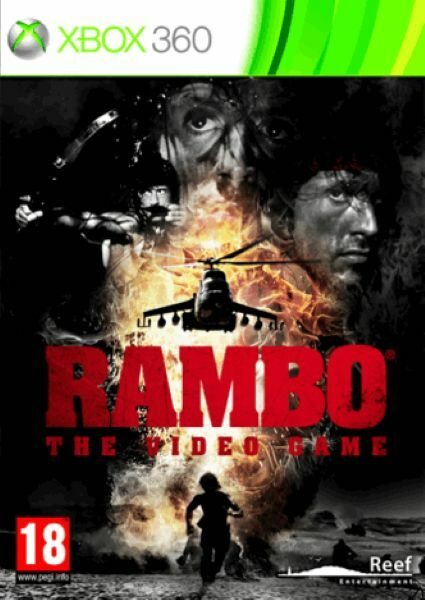 Rambo The Video Game Xbox 360 Brand New & Sealed