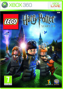 Lego Harry Potter: Years 1-4 - Xbox 360 - Games - New - Sealed