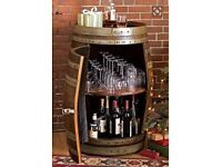 WANTED Keg Barrel Whiskey Wine Gin Beer
