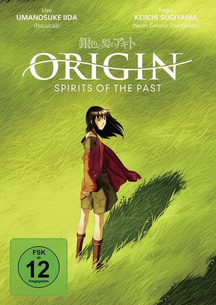 Origin - Spirits of the Past  - DVD - Neu u. OVP