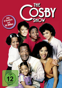 Die Bill Cosby Show - Komplettbox - 32 DVD`s - Neu u. OVP