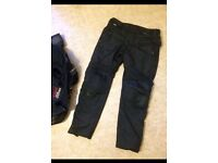 Biker Protective Trousers