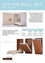 Off the Wall bed - DIY double Mechanism ONLY Hume Queanbeyan Area Preview