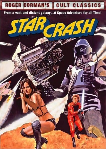 STAR CRASH (Marjoe Gortner) - DVD - Region 1 Sealed