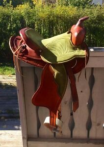 Saddle and tack for sale