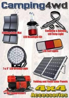 batteries inverter solar lights led lighting boat marine