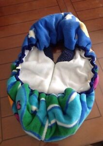 Baby carrier blanket KEEPS BABY WARM!! (delete when sold) London Ontario image 3