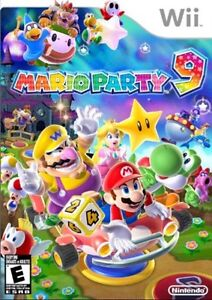 ISO - Mario party 9 wii