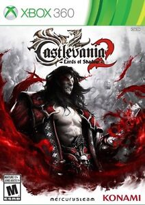 Castlevania Lord Of The Shadows II Xbox 360