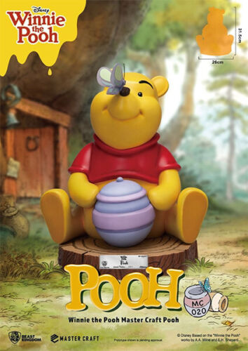 Beast Kingdom Disney Winnie the Pooh Master Craft Previews Exclusive Statue New