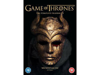 GAME OF THRONES - SEASON 1-5 (brand new/sealed in region 2)